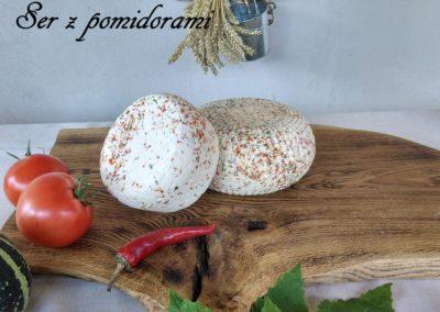 Ser z Pomidorami